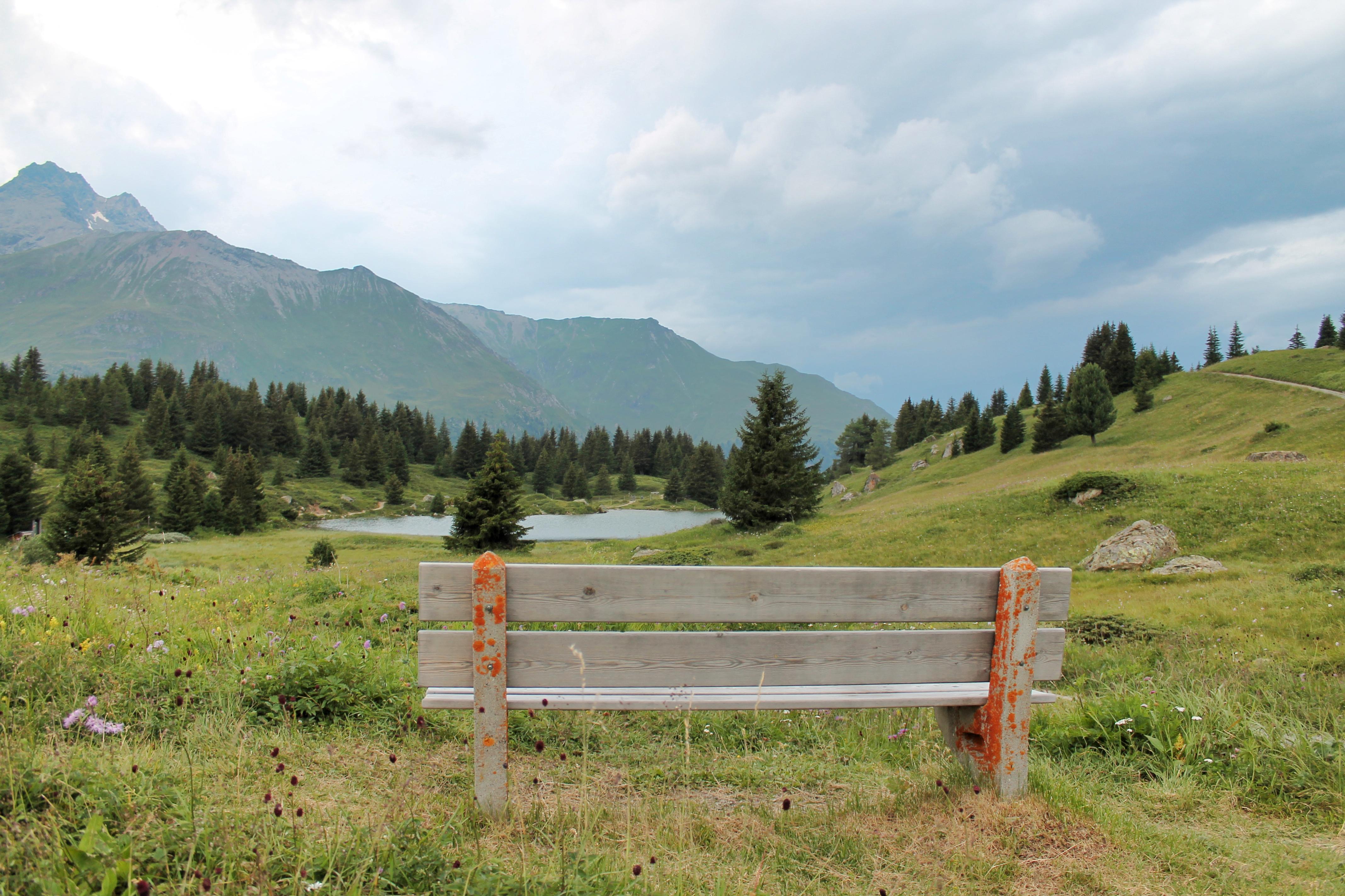 Bergsee Alpen