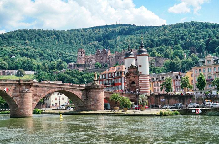 Brücke-Heidelberg