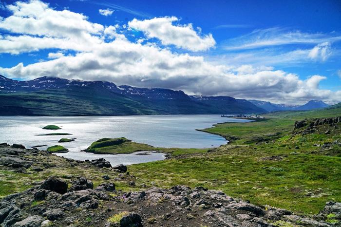 Fjörde-Island