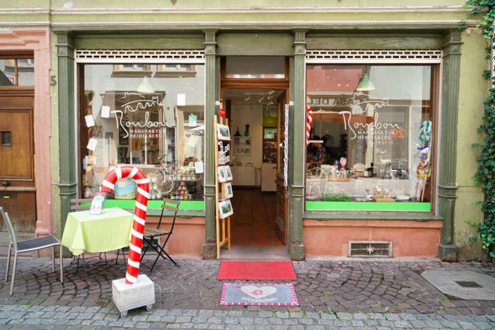 Geschäfte-Heidelberg