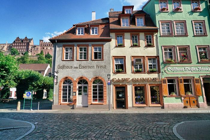 Heidelberg-Innenstadt