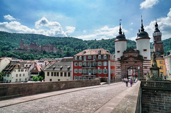 Heidelberg-Kulisse