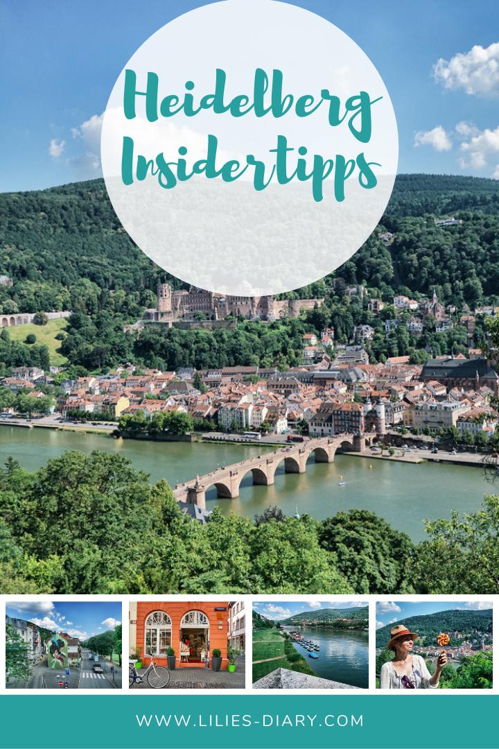 Heidelberg Sehenswuerdigkeiten