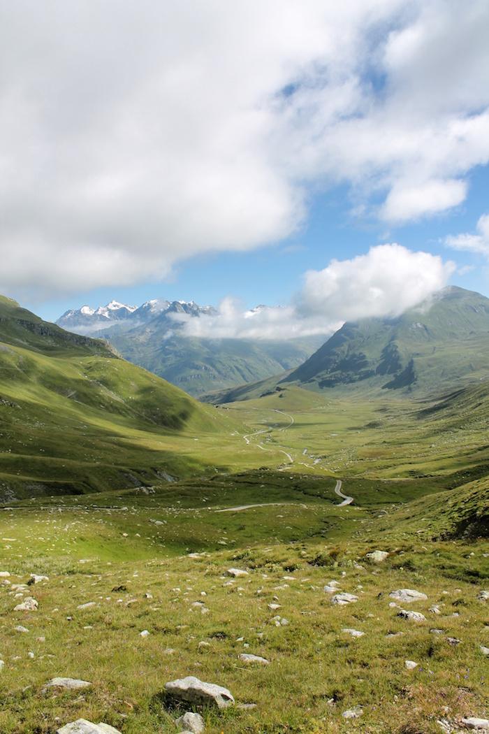 Hochebene Alpen