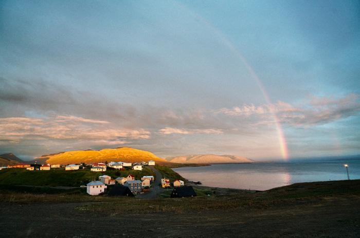 Hosfos-Island