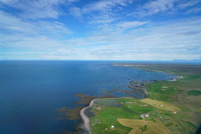 ISland-von-oben