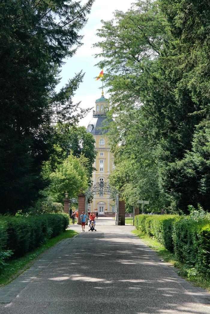 Karlsruhe-Schloss-Park