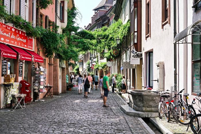 Konvikstraße-Freiburg