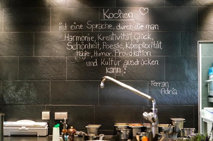 Küche-Forsthofalm