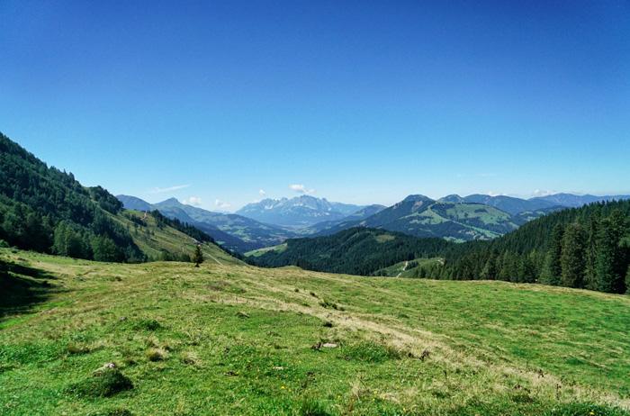 Leogang-Österreich