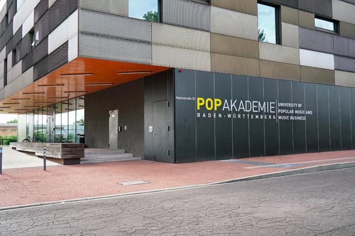 Mannheim-Popakademie
