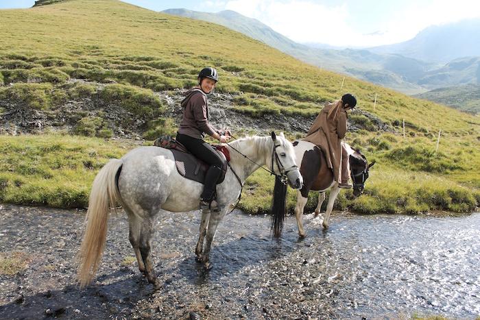 Pferde Bivio Genny