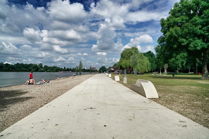 Reißinsel-Promenade