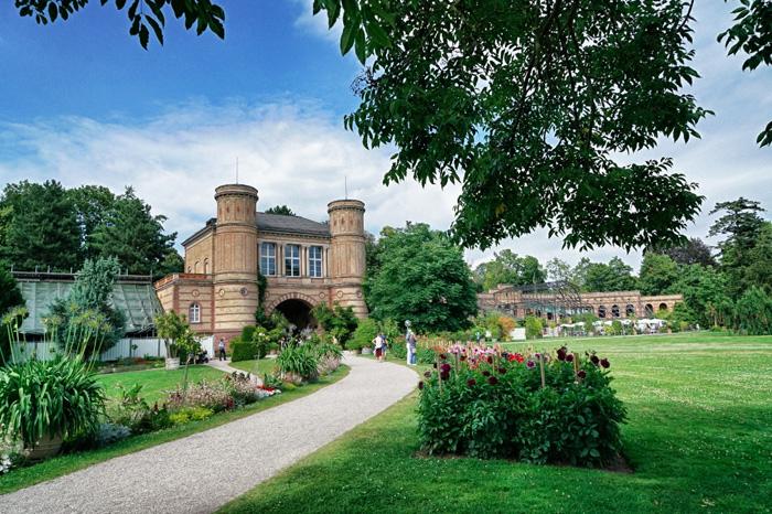 Karlsruhe Schlossgarten