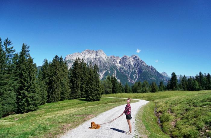 Wanderung-Leogang