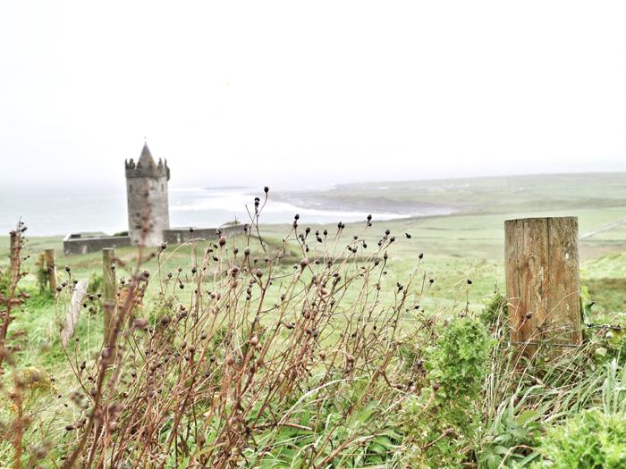 Burg-Irland