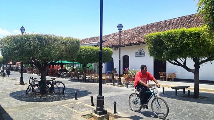 Das erste Mal Nicaragua - Granada