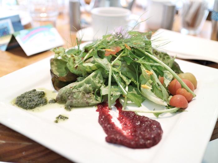 Organic-Salat