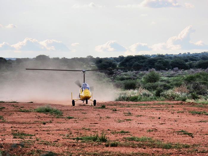 safari-3-schon-die-start-und-landebahn-ist-abenteuerlich