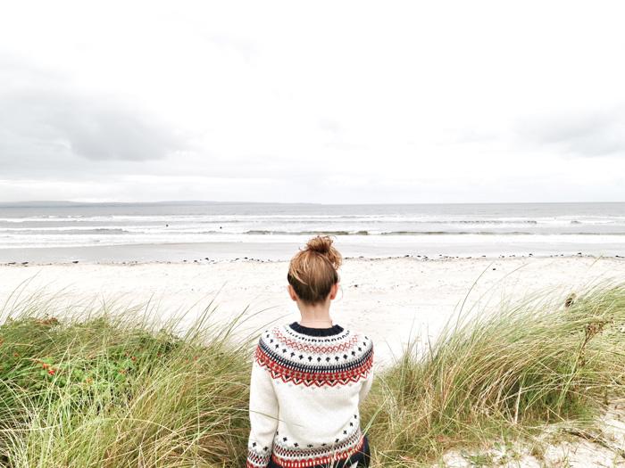 Strand-Dünen-Irland
