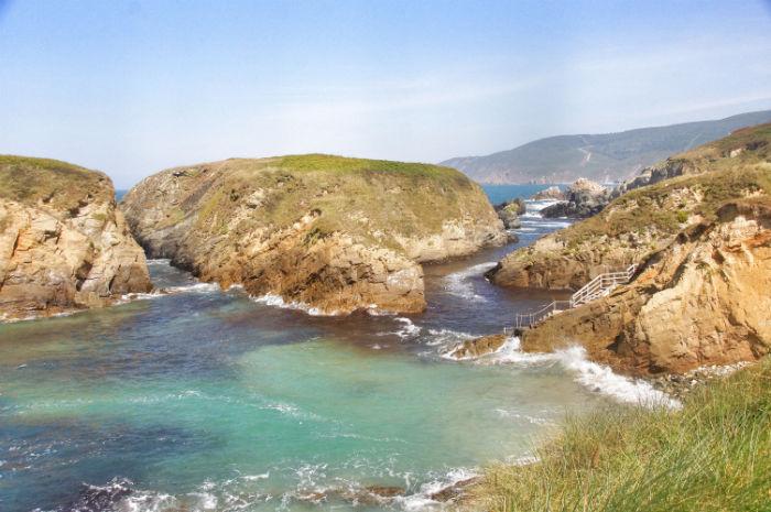 Surfen in Galizien Comba