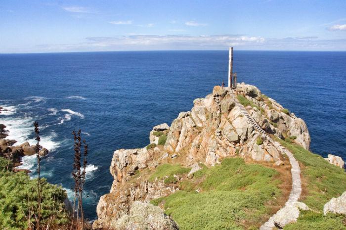Surfen in Galizien-aussichtspunkt