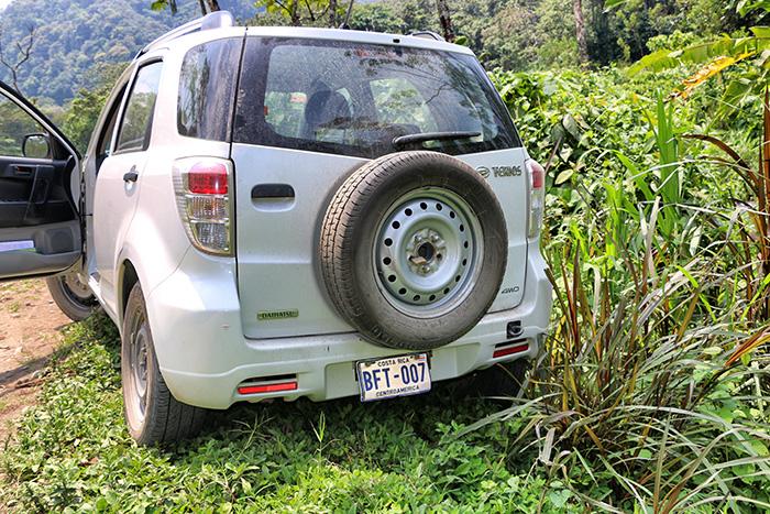 auto - Costa Rica Reisetipps