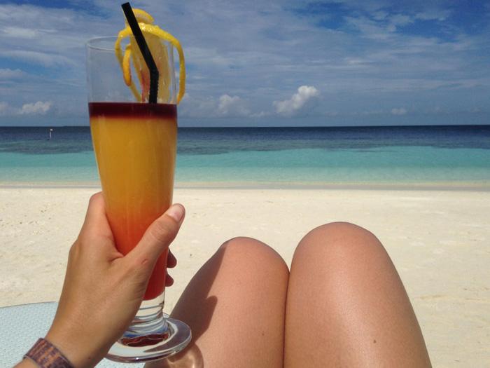 deutscher Tourist - cocktail
