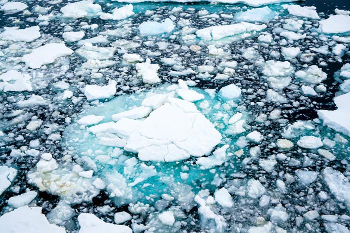 antarktis-eisschollen