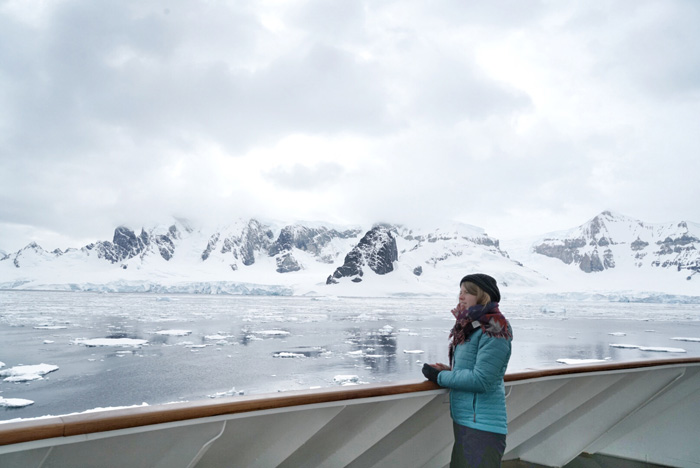 Antarktis Abenteuer