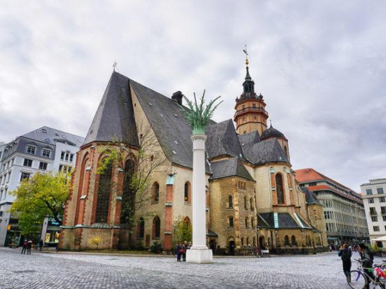Leipzig Nikolaikirche