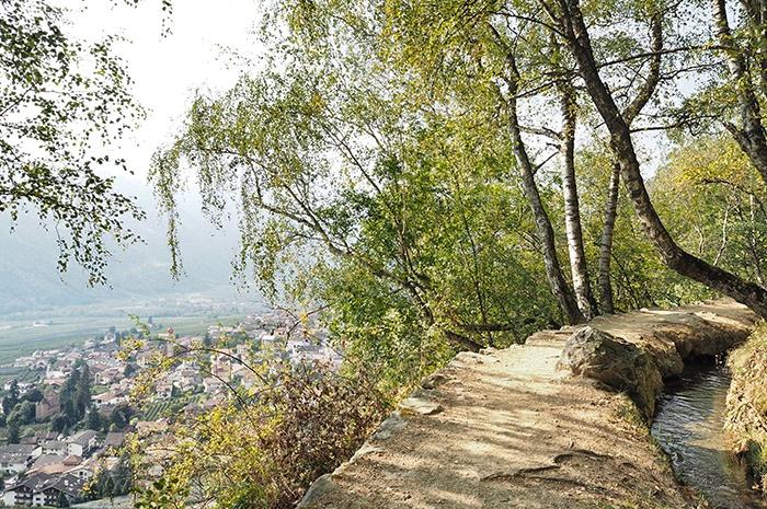 vinschgau-partschinser waalweg