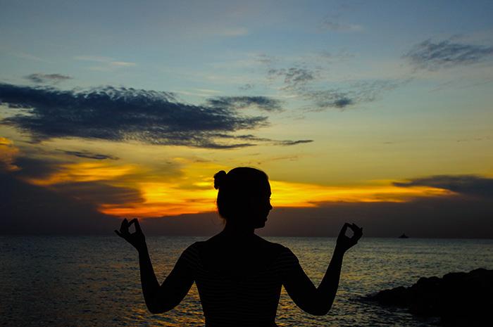 Curaçao-Aktiv-Urlaub-Yoga