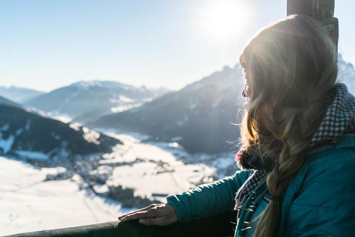 Dolomitenregion Drei Zinnen_Heiluftballonfahrt