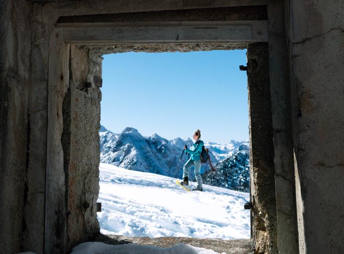 Dolomitenregion Drei Zinnen_Schneeschuhwandern Dolomiten
