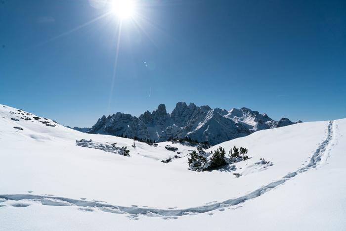 Dolomitenregion Drei Zinnen_Schneeschuhwandern Dolomitenregion