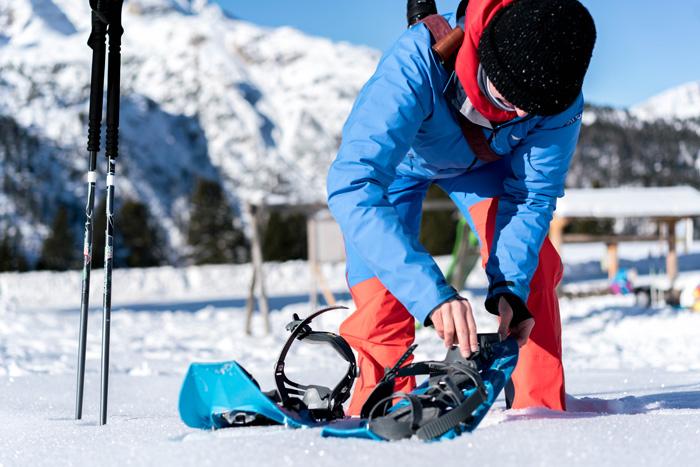 Dolomitenregion Drei Zinnen_Schneeschuhwandern