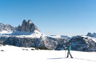 Dolomitenregion Drei Zinnen_Schneeschuhwanderung