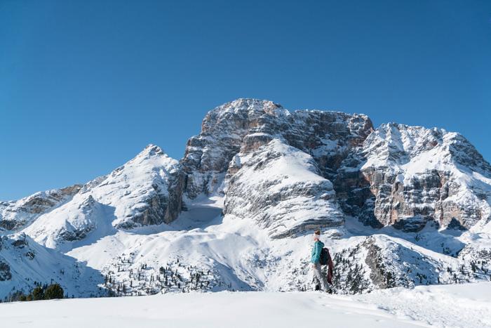 Dolomitenregion Drei Zinnen_Schneeschuhwanderung Dolomiti