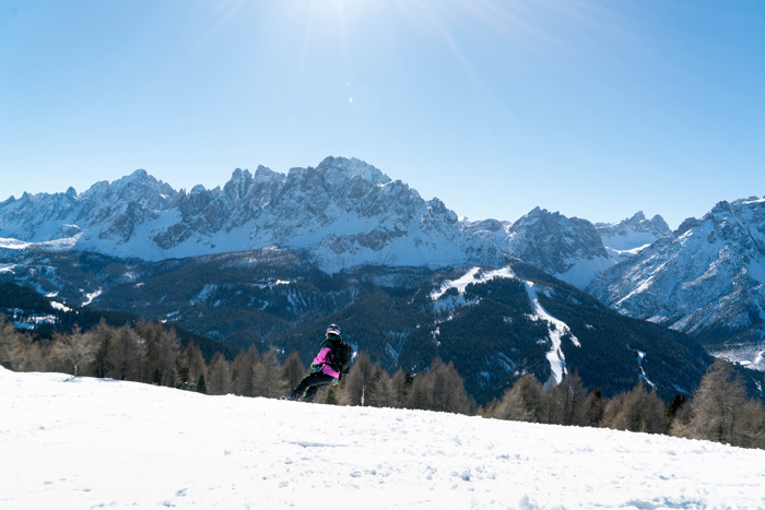 Dolomitenregion Drei Zinnen_Skifahren