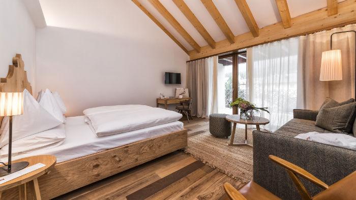 Dolomitenregion Drei Zinnen_Sporthotel Tyrol Zimmer