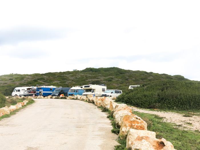 Roadtrip Atlantikküste Spanien Portugal-Camper