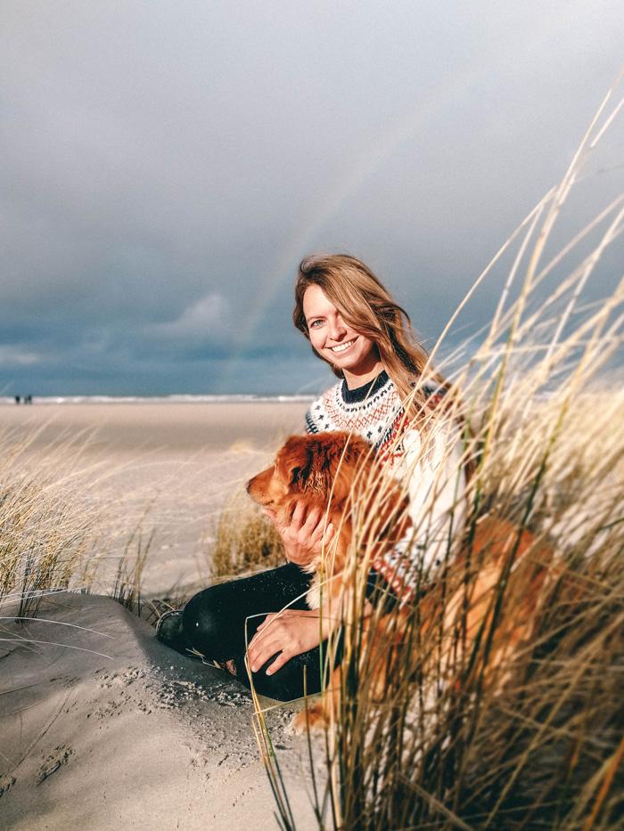 Christine-Neder-Juist-Strand-