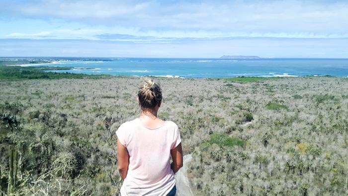 Galapagosinseln günstig bereisen-Laura