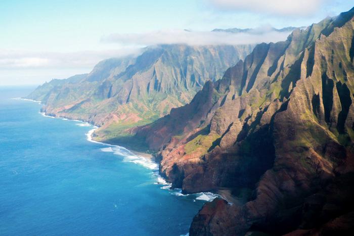 Hawaii Inselhopping Reisebericht-Heli Flight-Kauai
