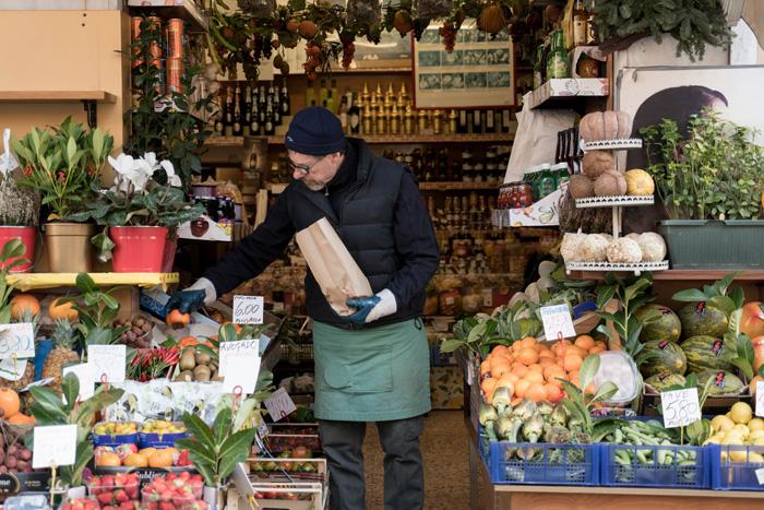 Maerkte in Mailand