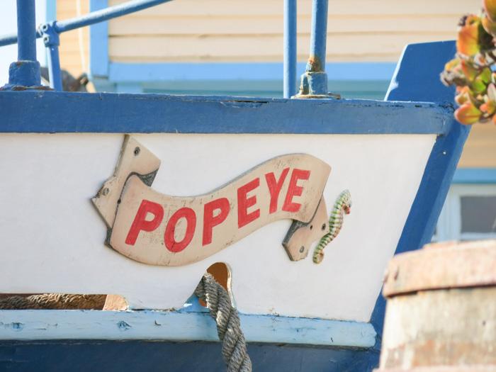 Malta Sehenswürdigkeiten-Popeye