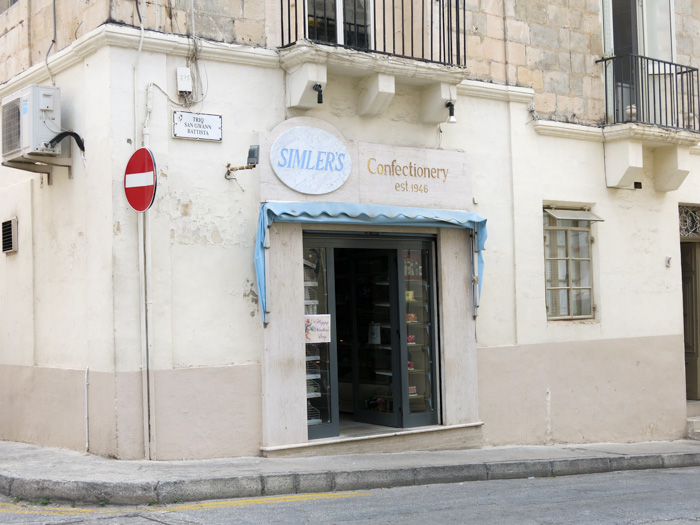 Malta Sehenswürdigkeiten-Sliema