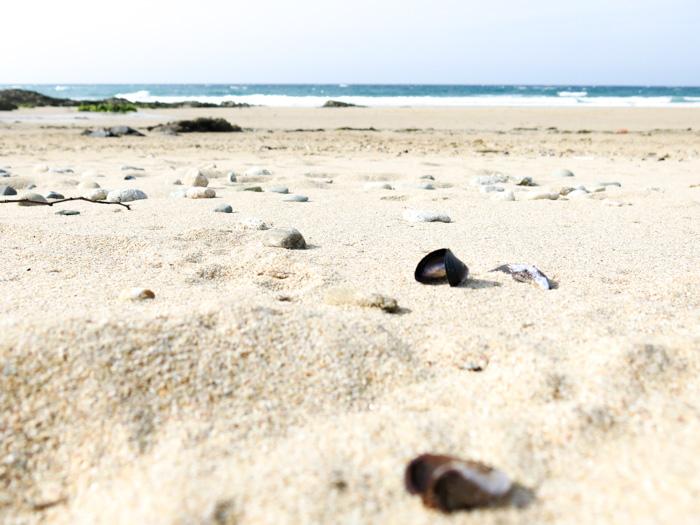 Roadtrip Atlantikküste Spanien Portugal-Strand