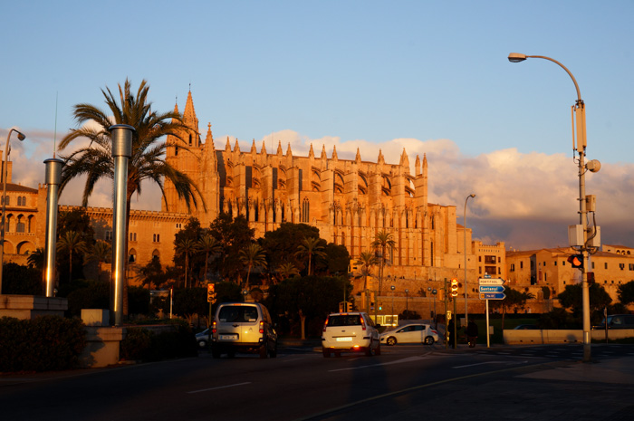 Urlaub in Soller_Palma Kathedrale